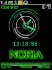 NOKIA CLOCK
