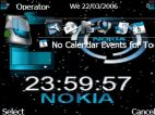 Nokia digital CLOCK